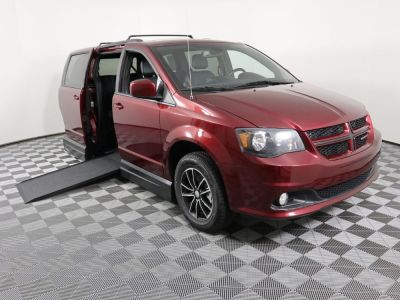 New Wheelchair Van for Sale - 2019 Dodge Grand Caravan GT Wheelchair Accessible Van VIN: 2C4RDGEGXKR661179