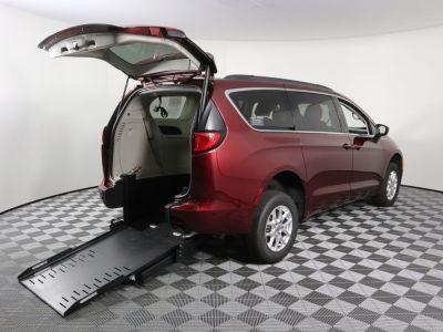 Commercial Wheelchair Vans for Sale - 2020 Chrysler Voyager LXi ADA Compliant Vehicle VIN: 2C4RC1DG5LR148408