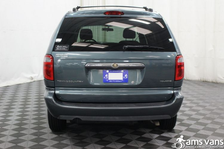 2005 Chrysler Town and Country Touring Wheelchair Van For Sale #4