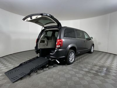 New Wheelchair Van for Sale - 2019 Dodge Grand Caravan SXT Wheelchair Accessible Van VIN: 2C4RDGCGXKR716359