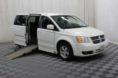 Used Wheelchair Van for Sale - 2008 Dodge Grand Caravan SXT Wheelchair Accessible Van VIN: 2D8HN54P18R830692