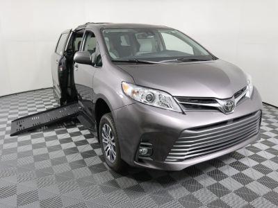 New Wheelchair Van for Sale - 2020 Toyota Sienna XLE NAV Wheelchair Accessible Van VIN: 5TDYZ3DC3LS073699