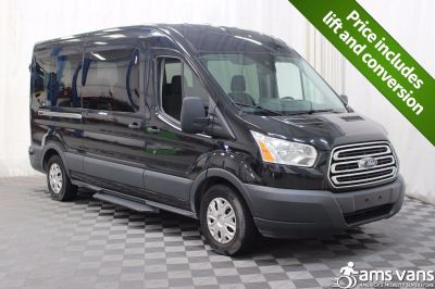 Used 2015 Ford Transit Wagon 350 XLT 15 Wheelchair Van