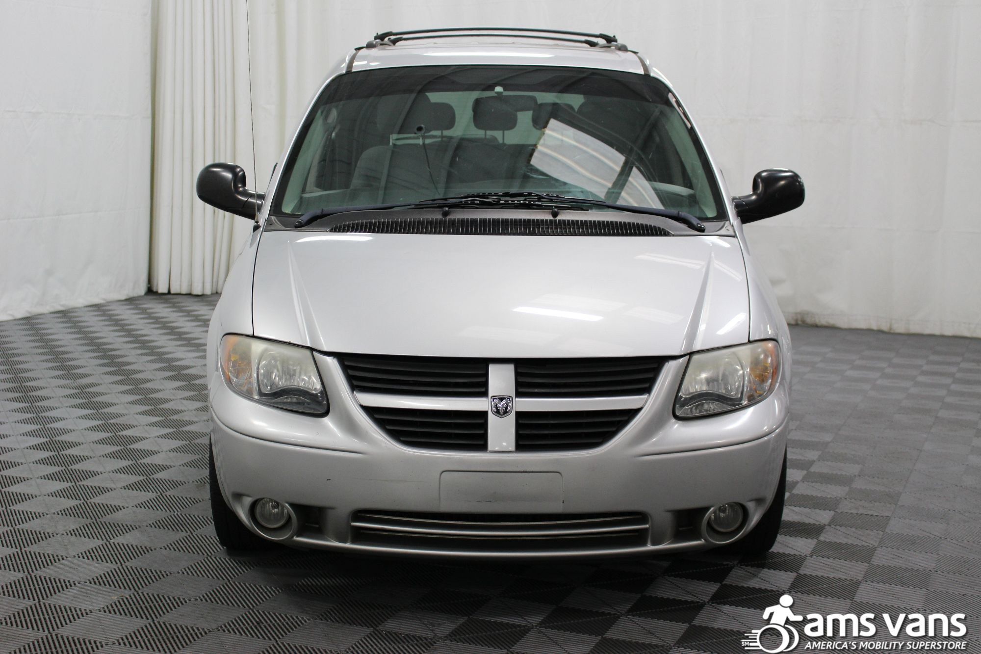 2007 Dodge Grand Caravan SXT Wheelchair Van For Sale #8