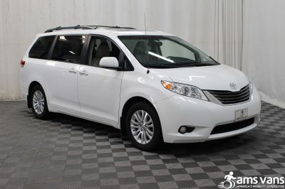 Used 2014 Toyota Sienna XLE Wheelchair Van