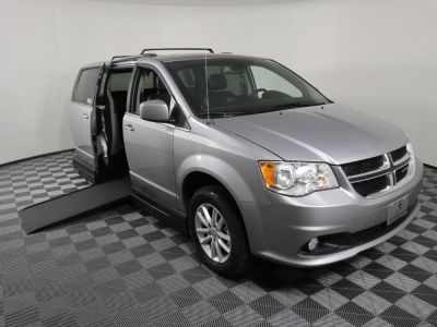 New Wheelchair Van for Sale - 2019 Dodge Grand Caravan SXT Wheelchair Accessible Van VIN: 2C4RDGCGXKR545869