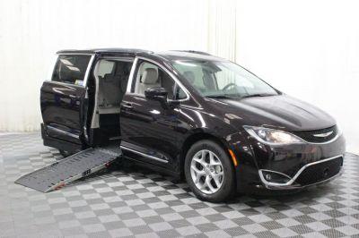 New Wheelchair Van for Sale - 2017 Chrysler Pacifica Touring-L Plus Wheelchair Accessible Van VIN: 2C4RC1EG6HR597831