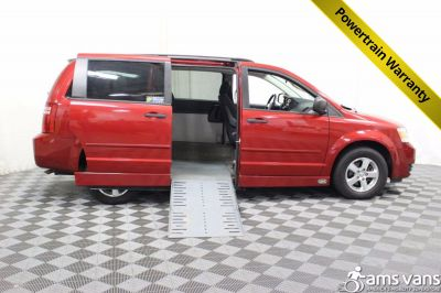 2008 Used Dodge Grand Caravan Wheelchair Van