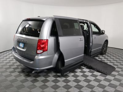 New Wheelchair Van for Sale - 2019 Dodge Grand Caravan GT Wheelchair Accessible Van VIN: 2C4RDGEG0KR616350