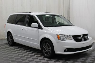 Commercial Wheelchair Vans for Sale - 2017 Dodge Grand Caravan SXT ADA Compliant Vehicle VIN: 2C4RDGCG0HR861869