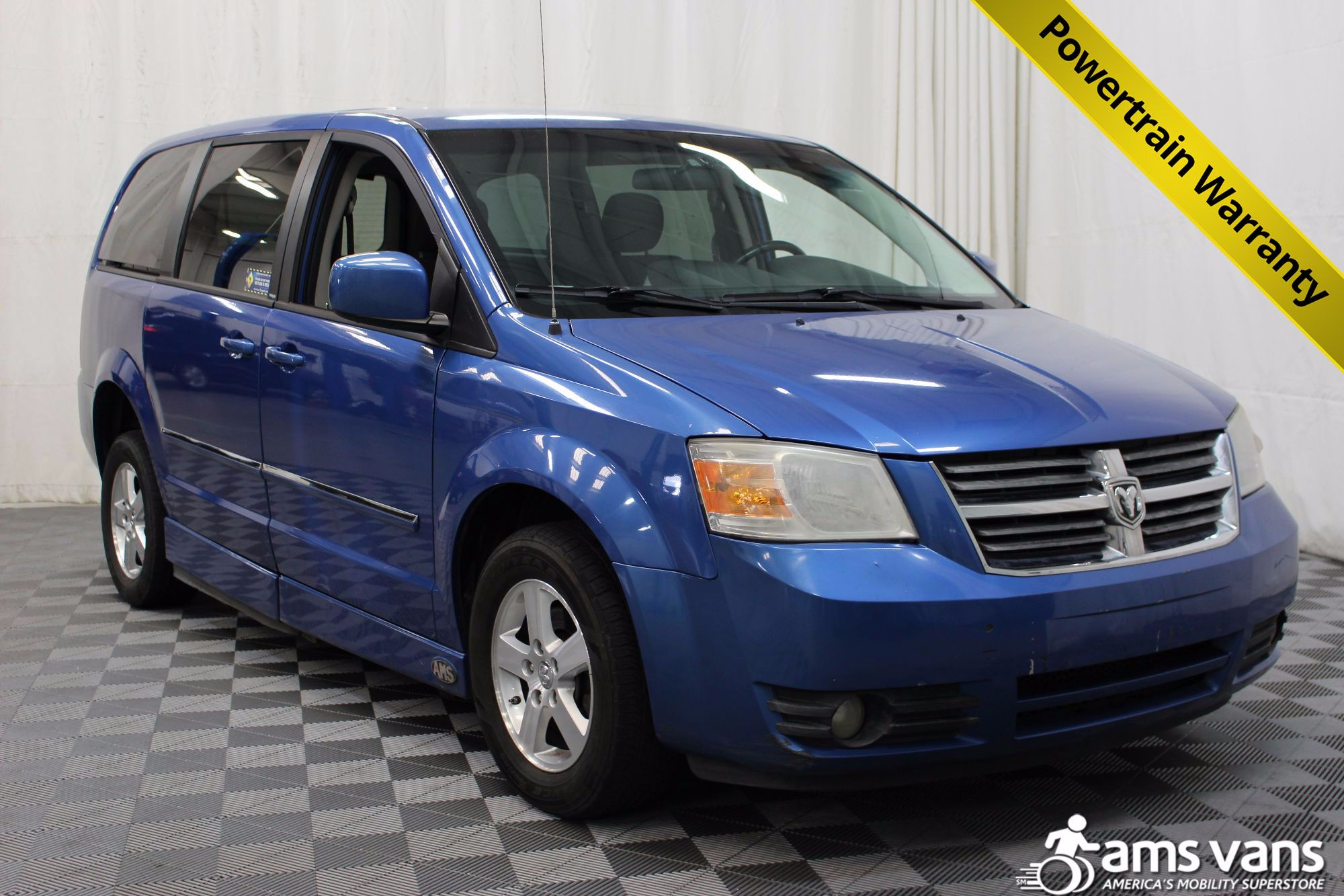 2008 Dodge Grand Caravan SXT Wheelchair Van For Sale #1