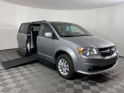New Wheelchair Van for Sale - 2019 Dodge Grand Caravan SXT Wheelchair Accessible Van VIN: 2C4RDGCG3KR804833