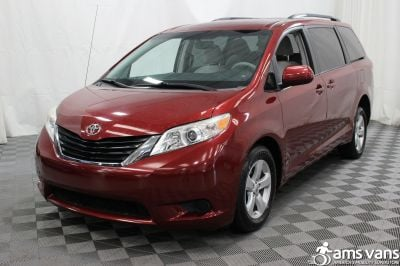 2011 Toyota Sienna Wheelchair Van For Sale -- Thumb #15