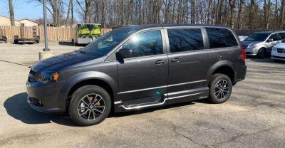 New Wheelchair Van for Sale - 2019 Dodge Grand Caravan SE Wheelchair Accessible Van VIN: 2C7WDGBG4KR571830