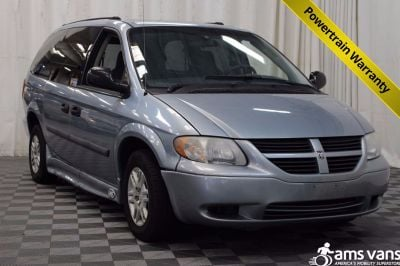 2005 Dodge Grand Caravan Wheelchair Van For Sale