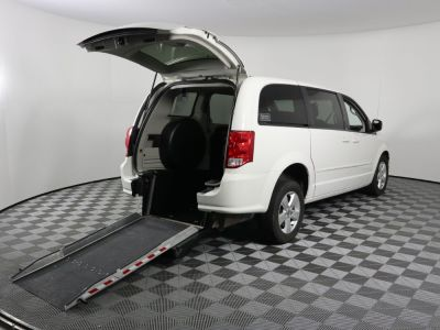 Used Wheelchair Van for Sale - 2013 Dodge Grand Caravan SE Wheelchair Accessible Van VIN: 2C4RDGBG0DR600091