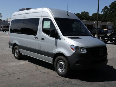 Handicap Van for Sale - 2019 Mercedes-Benz Sprinter Passenger 2500 Wheelchair Accessible Van VIN: WDZPF0CDXKP119650