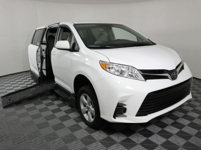 New Wheelchair Van for Sale - 2020 Toyota Sienna LE Wheelchair Accessible Van VIN: 5TDKZ3DCXLS071583