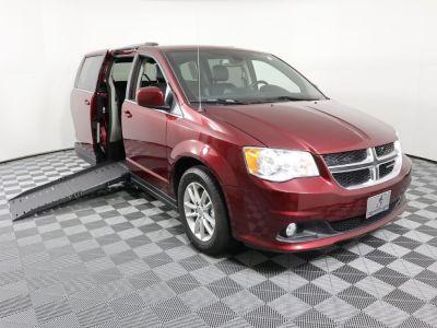 Used Wheelchair Van for Sale - 2019 Dodge Grand Caravan SXT Wheelchair Accessible Van VIN: 2C4RDGCG0KR632549