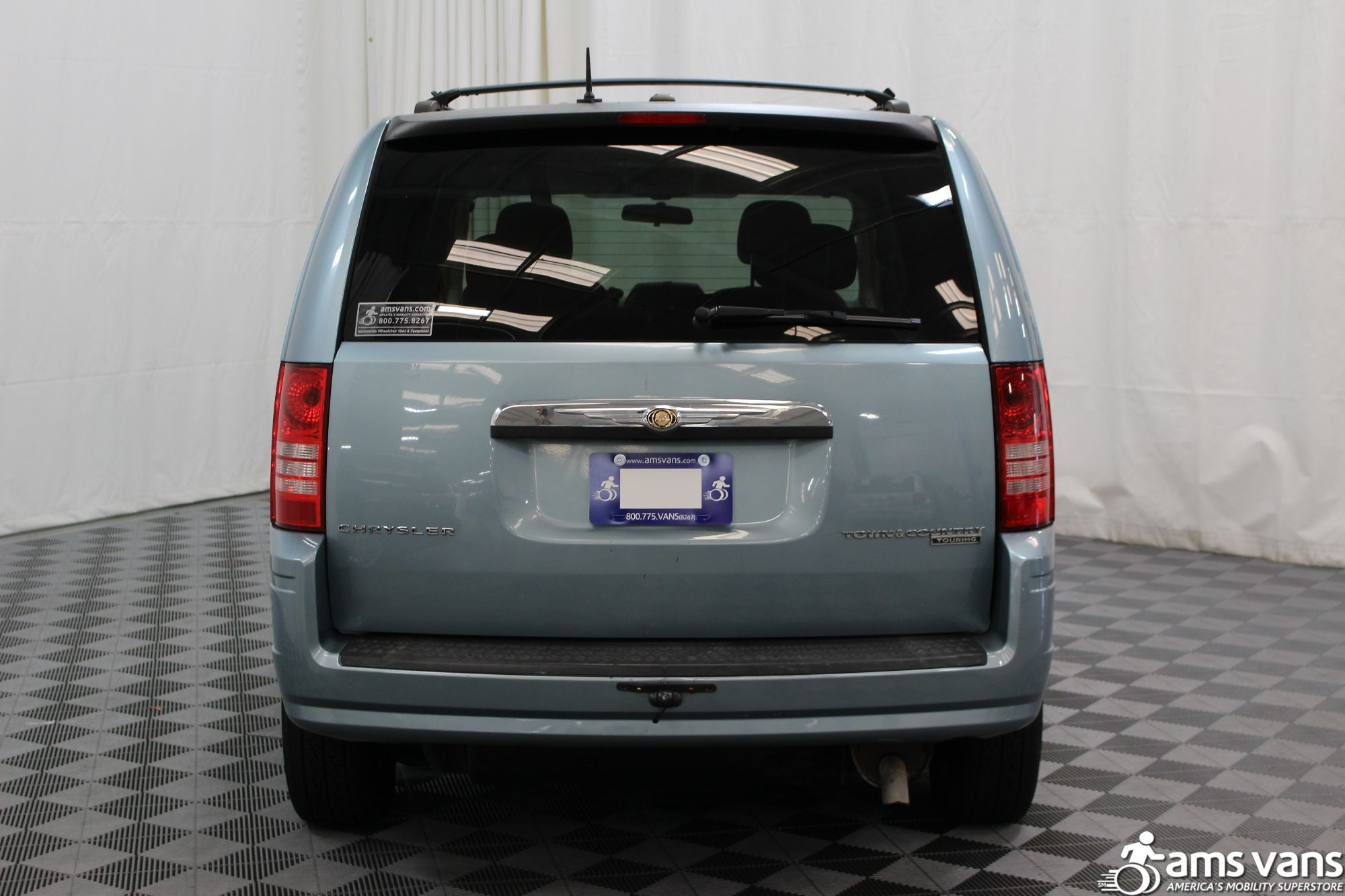 2010 Chrysler Town and Country Wheelchair Van For Sale #14