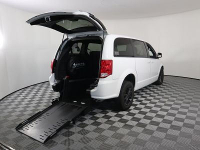 Handicap Van for Sale - 2019 Dodge Grand Caravan GT Wheelchair Accessible Van VIN: 2C4RDGEG7KR690025
