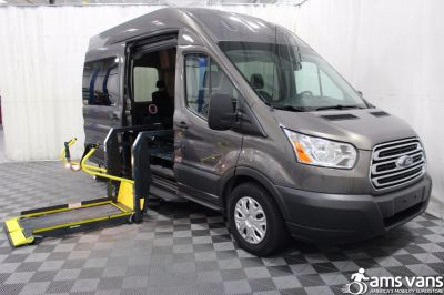 Used 2016 Ford Transit Wagon 350 XLT High Roof Wheelchair Van