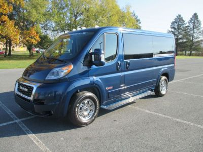 Blue Ram ProMaster Cargo image number 1