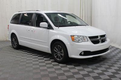 Commercial Wheelchair Vans for Sale - 2017 Dodge Grand Caravan SXT ADA Compliant Vehicle VIN: 2C4RDGCG7HR749747
