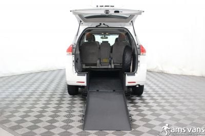 2011 Toyota Sienna Wheelchair Van For Sale -- Thumb #2