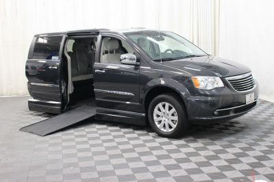 2012 Chrysler Town & Country Wheelchair Van For Sale