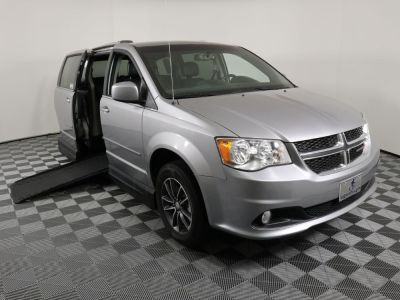 Used Wheelchair Van for Sale - 2017 Dodge Grand Caravan SXT Wheelchair Accessible Van VIN: 2C4RDGCG6HR547093