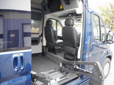 Blue Ram ProMaster Cargo image number 26