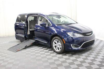 New Wheelchair Van for Sale - 2017 Chrysler Pacifica Touring-L Plus Wheelchair Accessible Van VIN: 2C4RC1EG2HR756831