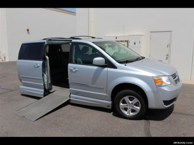 Used Wheelchair Van for Sale - 2009 Dodge Grand Caravan SXT Wheelchair Accessible Van VIN: 2D8HN54119R564555