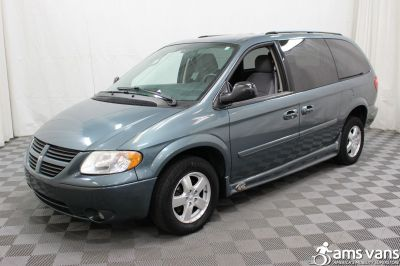 2007 Dodge Grand Caravan Wheelchair Van For Sale -- Thumb #11
