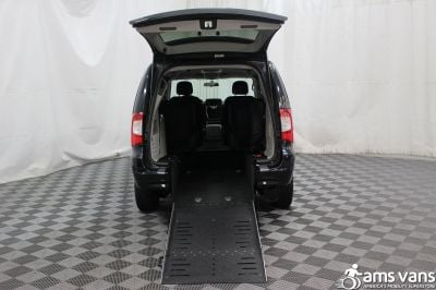 2011 Chrysler Town and Country Wheelchair Van For Sale -- Thumb #2