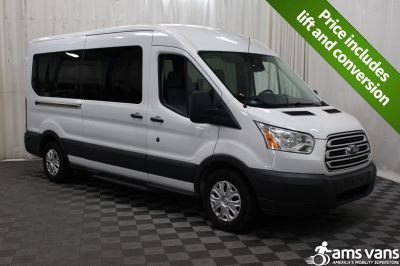 Used 2015 Ford Transit Wagon 350 XLT Wheelchair Van