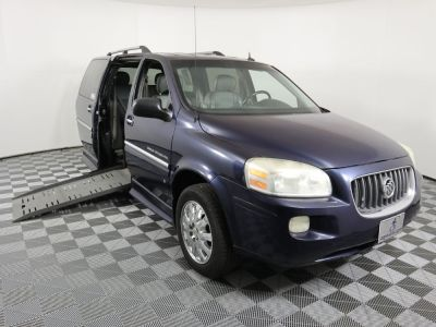 Used Wheelchair Van for Sale - 2007 Buick Terraza CXL Wheelchair Accessible Van VIN: 4GLDV13127D139688