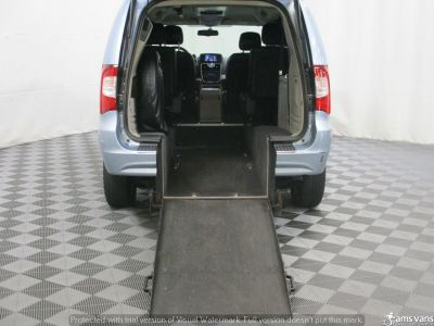 2013 Chrysler Town and Country Wheelchair Van For Sale -- Thumb #3