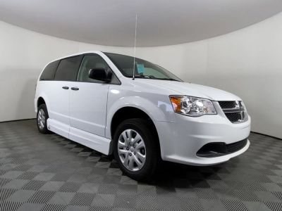 Handicap Van for Sale - 2019 Dodge Grand Caravan SE Wheelchair Accessible Van VIN: 2C7WDGBG2KR784436
