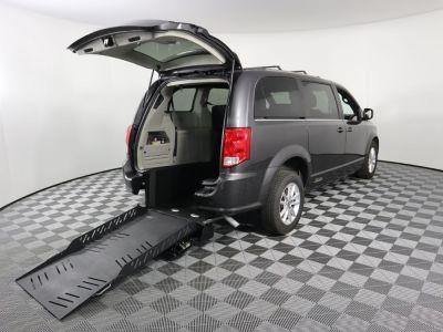 Commercial Wheelchair Vans for Sale - 2019 Dodge Grand Caravan SXT ADA Compliant Vehicle VIN: 2C4RDGCG6KR546100