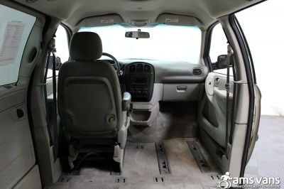 2007 Dodge Grand Caravan Wheelchair Van For Sale -- Thumb #7