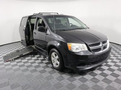 Used Wheelchair Van for Sale - 2012 Dodge Grand Caravan SXT Wheelchair Accessible Van VIN: 2C4RDGCG9CR295347