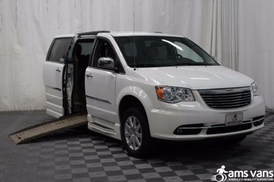 Used 2012 Chrysler Town & Country Touring-L Wheelchair Van