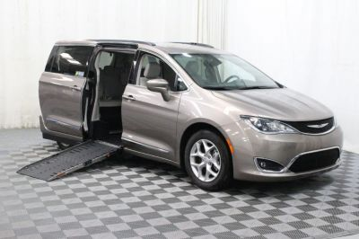 New Wheelchair Van for Sale - 2017 Chrysler Pacifica Touring-L Wheelchair Accessible Van VIN: 2C4RC1BG5HR627616
