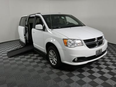 New Wheelchair Van for Sale - 2019 Dodge Grand Caravan SXT Wheelchair Accessible Van VIN: 2C4RDGCG7KR618356