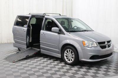 Used Wheelchair Van for Sale - 2013 Dodge Grand Caravan SXT Wheelchair Accessible Van VIN: 2C4RDGCG2DR718951