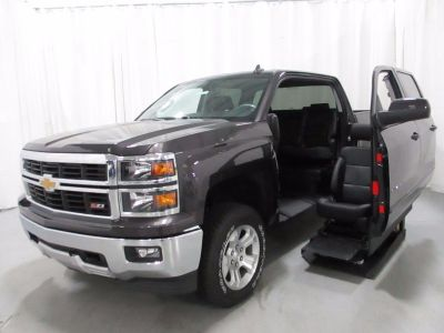 2015 Chevrolet Silverado 1500 Wheelchair Van For Sale