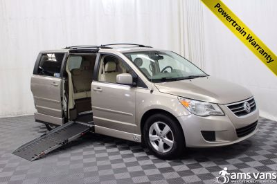 2009 Volkswagen Routan Wheelchair Van For Sale -- Thumb #1