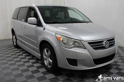 2010 Volkswagen Routan Wheelchair Van For Sale -- Thumb #11